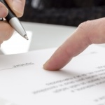 Signing a Noncompete